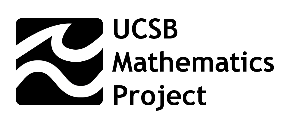UCSB Mathematics Project